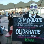 Anonymous: Demokratie vs. Oliokratie